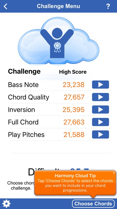 Screenshot for Harmony Cloud in Portugal App Store