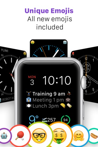 iFaces - Custom Themes and Faces for Apple Watch screenshot 4