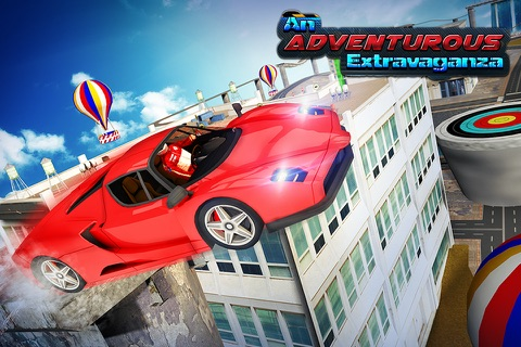 Top Car Stunts screenshot 1