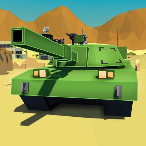 Iron Tank Battle Wars 3D Full