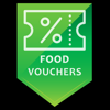 Food Vouchers for Pizza Express,Kfc,McDonald's,Nando's,Dominos,Starbucks