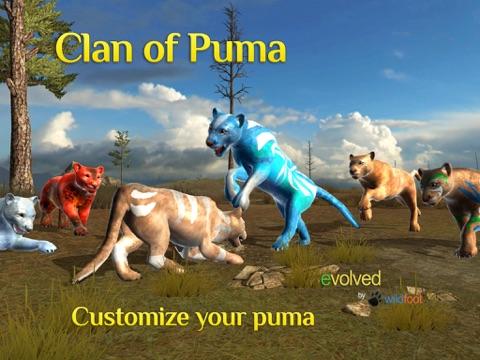 Clan Of Puma на iPad