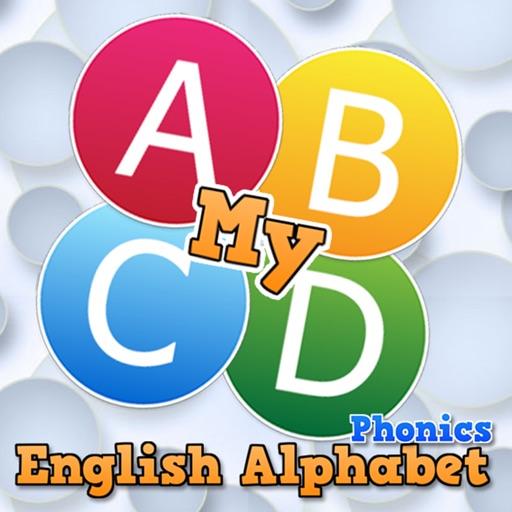 My ABCD English Alphabet Phonics iOS App