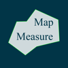 Measure Distance & Areas on Map