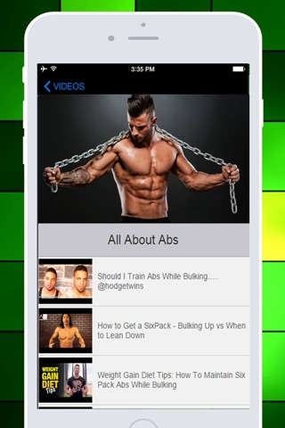 Bulkup Guide Pro - Let's Build the Massive Muscles! screenshot 4