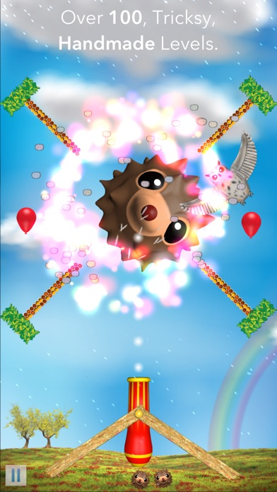 HedgeHogers Screenshot