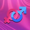 Sexymojis - Sexy Type Emoji & Flirty Emojis Keyboard for Bea icon