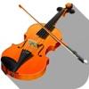 Super-Geige zu spielen - Real Notation Violin