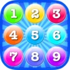 Addition & Multiplication Number Bubbles Jeux gratuit pour iPhone / iPad
