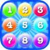 Addition & Multiplication Number Bubbles game free for iPhone/iPad