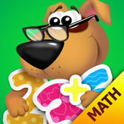 #1 Math Games App for Kids in Preschool & Kindergarten - Singapore maths learning method: fun games, interactive worksheets and activities free by Kids Academy icon