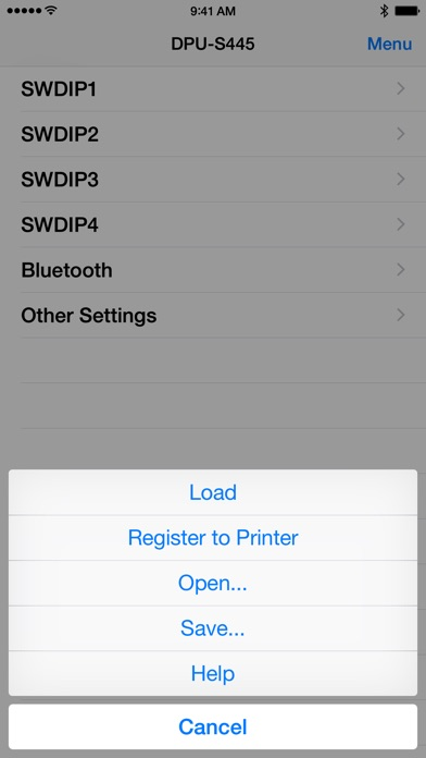 download SII DPU-S Utility apps 4