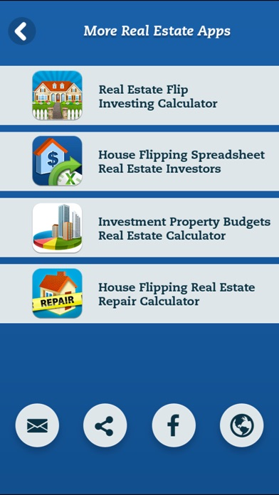 House flipping spreadsheet real estate investors on the for Home building apps for iphone