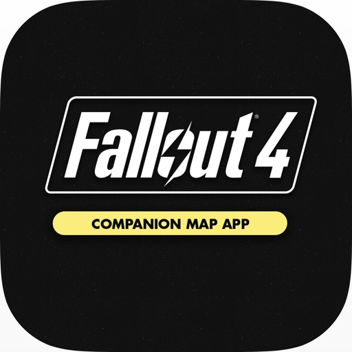 Fallout 4 Official Map Companion iOS App