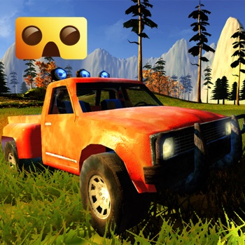 Off-Road Virtual Reality Game ... for iPhone