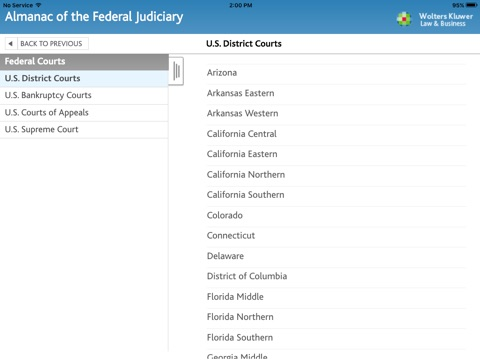 Almanac Of The Federal Judiciary On The App Store - Almanac of the federal judiciary