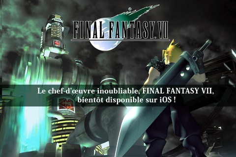 FINAL FANTASY VII screenshot 1