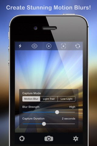 Slow Shutter Cam screenshot 2