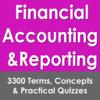 Fathia Najar - Financial Accounting & Reporting: 3300 Flashcards artwork