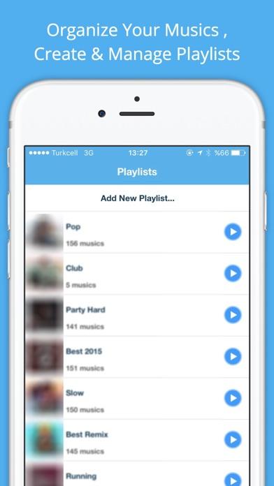 Volify - Free Online Music Streamer & MP3 Player screenshot
