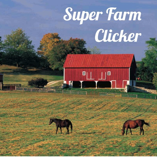 Super Farm Clicker iOS App
