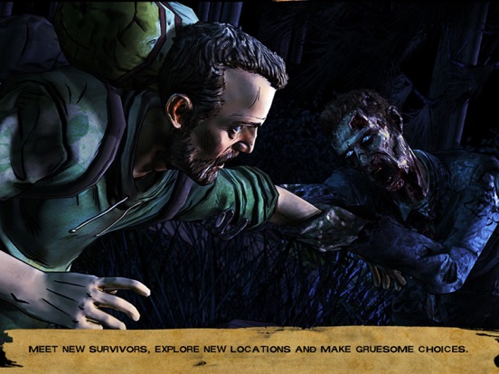 Walking Dead The Game Season On The App Store - The wolf among us road map