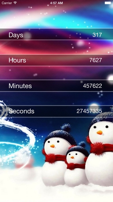 Christmas Countdown - 2018 on the App Store