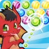 Bubble Crush Dragon - Free Cute Match 3 Shooter