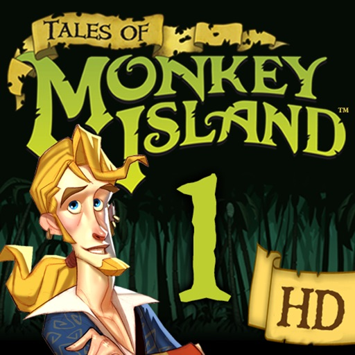 Monkey Island Tales 1 HD