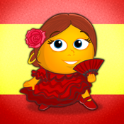 Fun Spanish: Language learning games for kids icon