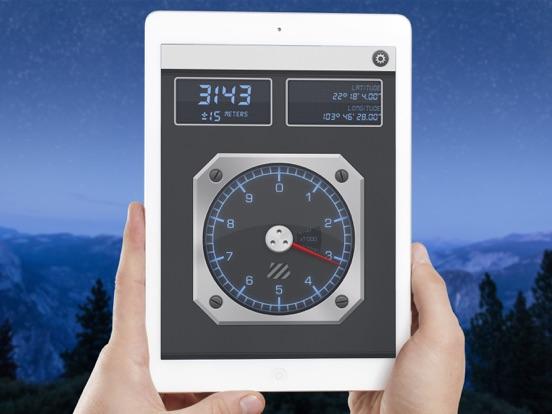 Screenshot #5 pour Altimeter 13 - Altitude Meter