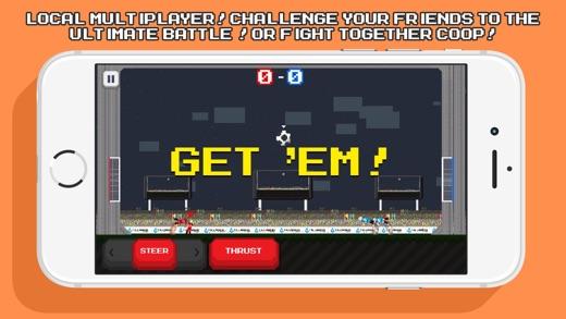 Jetpack Soccer Screenshot