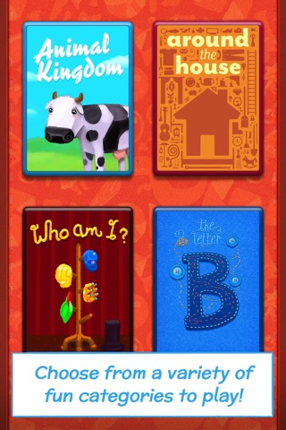 Heads Up! Kids screenshot 3