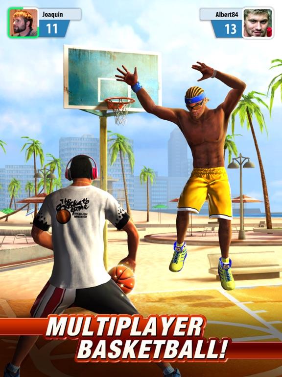 Screenshots of Basketball Stars™ for iPad