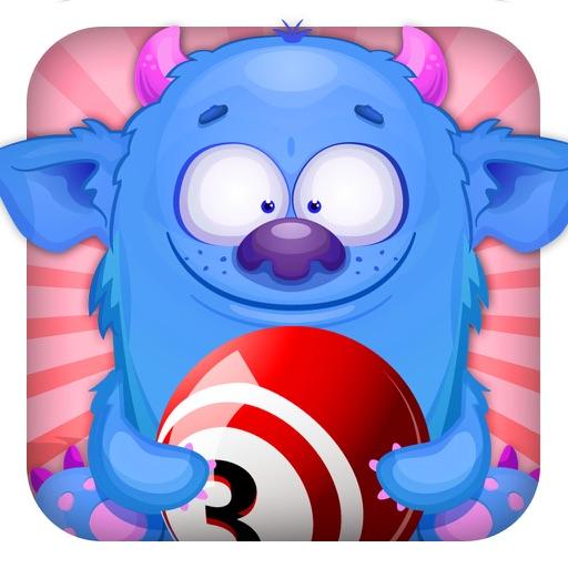Happy Bingo Paddle Bash - Free Bingo Game iOS App