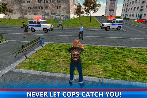 Russian Mafia Crime City 3D Full screenshot 4