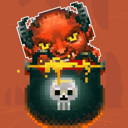 Devil Down - Drop Arcade Free Game iOS App
