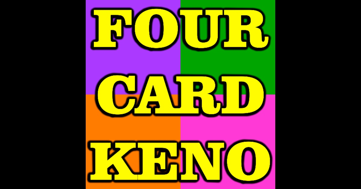 4 card keno 6 spot : Casino games free on line