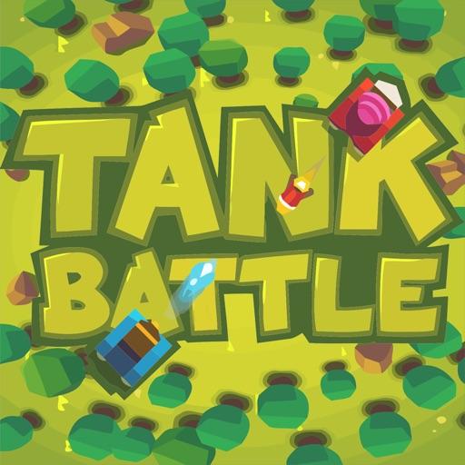 Tank Battle - outsmart the enemy tank iOS App
