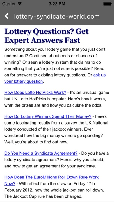 Trusted Lottery Syndicate Reviews Plus Help Tips And News Akrossfo