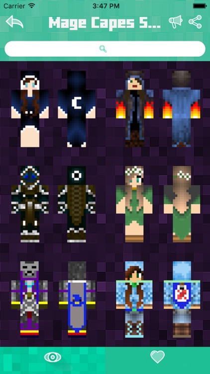 Capes for Minecraft PE - Try Skins with Cape in MCPE by