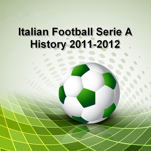 Football Scores Italian 2011-2012 Standing Video of goals Lineups Top Scorers Teams info