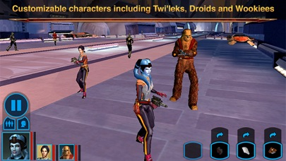Screenshot #9 for Star Wars®: Knights of the Old Republic™
