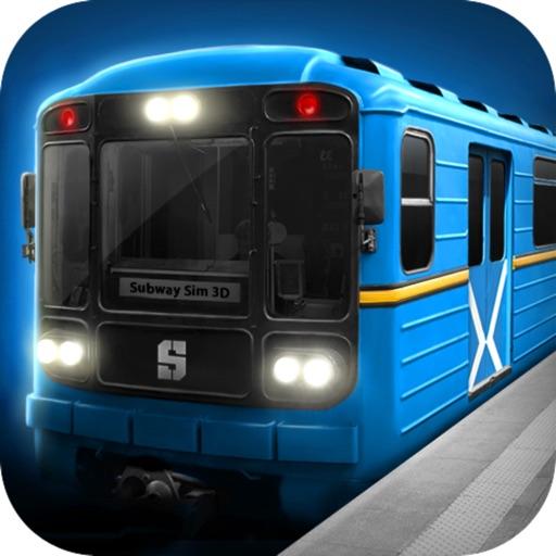 Subway Simulator 3D - Симулятор Метро