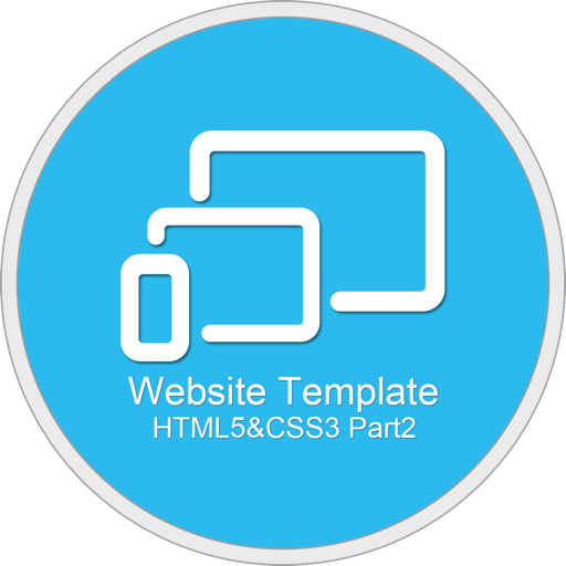 Website Template (Html5&CSS3 Part2) With Html Files Pack11