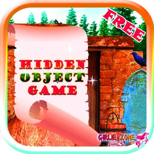 Complimentary Hidden Objects iOS App