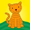 Animaux sauvages - Jeux amusants et éducatifs pour enfants