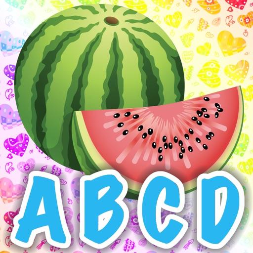 Pierwsze Słówka: Jedzenie Owoce Warzywa – aplikacja z polskim i angielskim lektorem dla dzieci iOS App