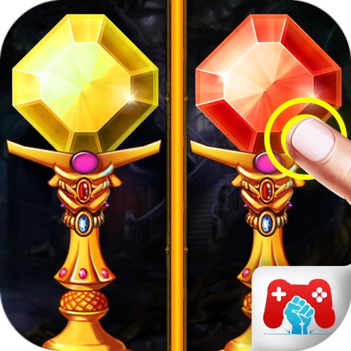 My Village Spot The Difference iOS App