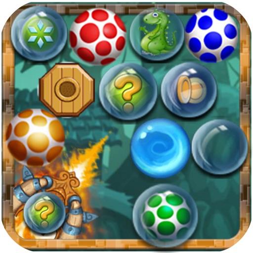 Crazy Bubble Eggs Mania iOS App
